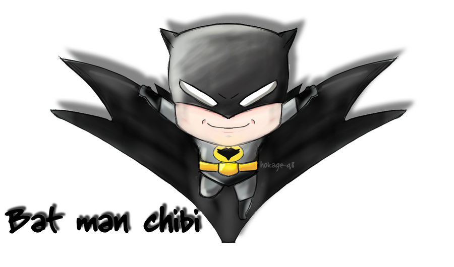 batman chibi by hokage-q8 on DeviantArt