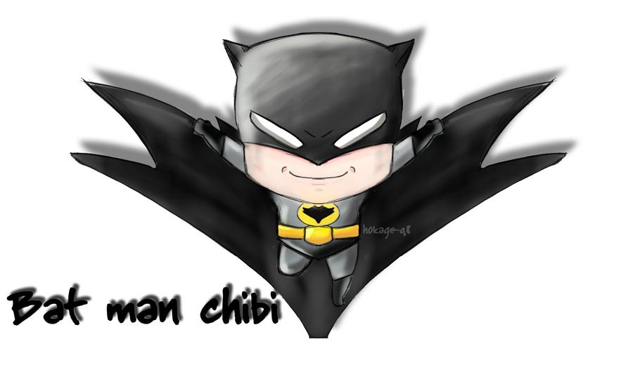 batman chibi by hokage-q8 on DeviantArt