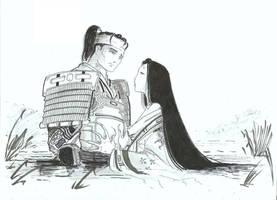 The Bushi and the Yurei