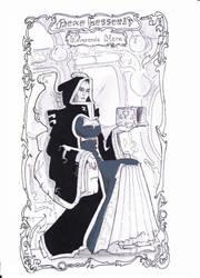 Bene Gesserit -Reverende Mere- by Samael1103