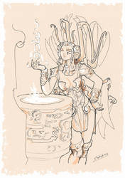 Lilith's fountain