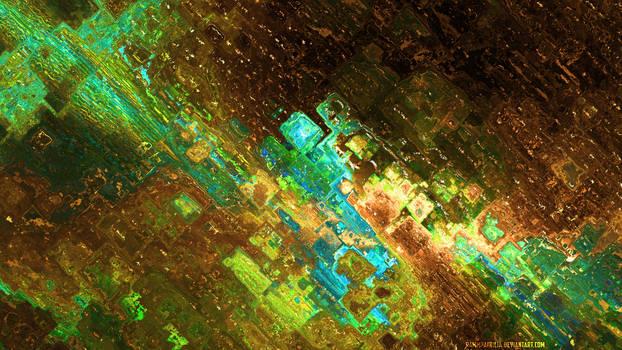 Busy Forest Nebula