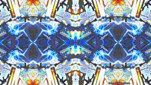 Iridescent M4 with ammo kaleidoscope