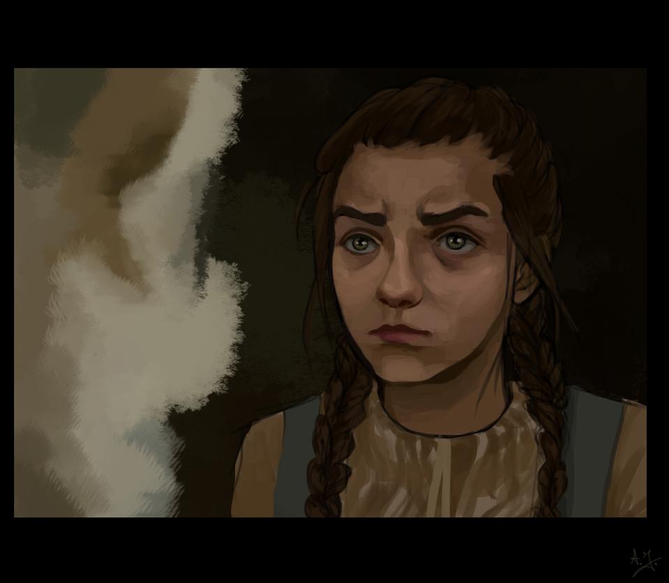 Goodbye Nymeria by SmokingStories