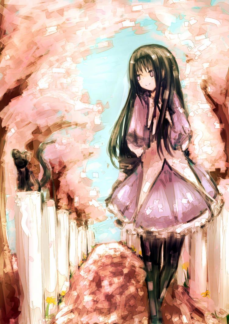 Sakura by kaikiokoshi
