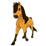 Spirit Th Stallion of Cimarron