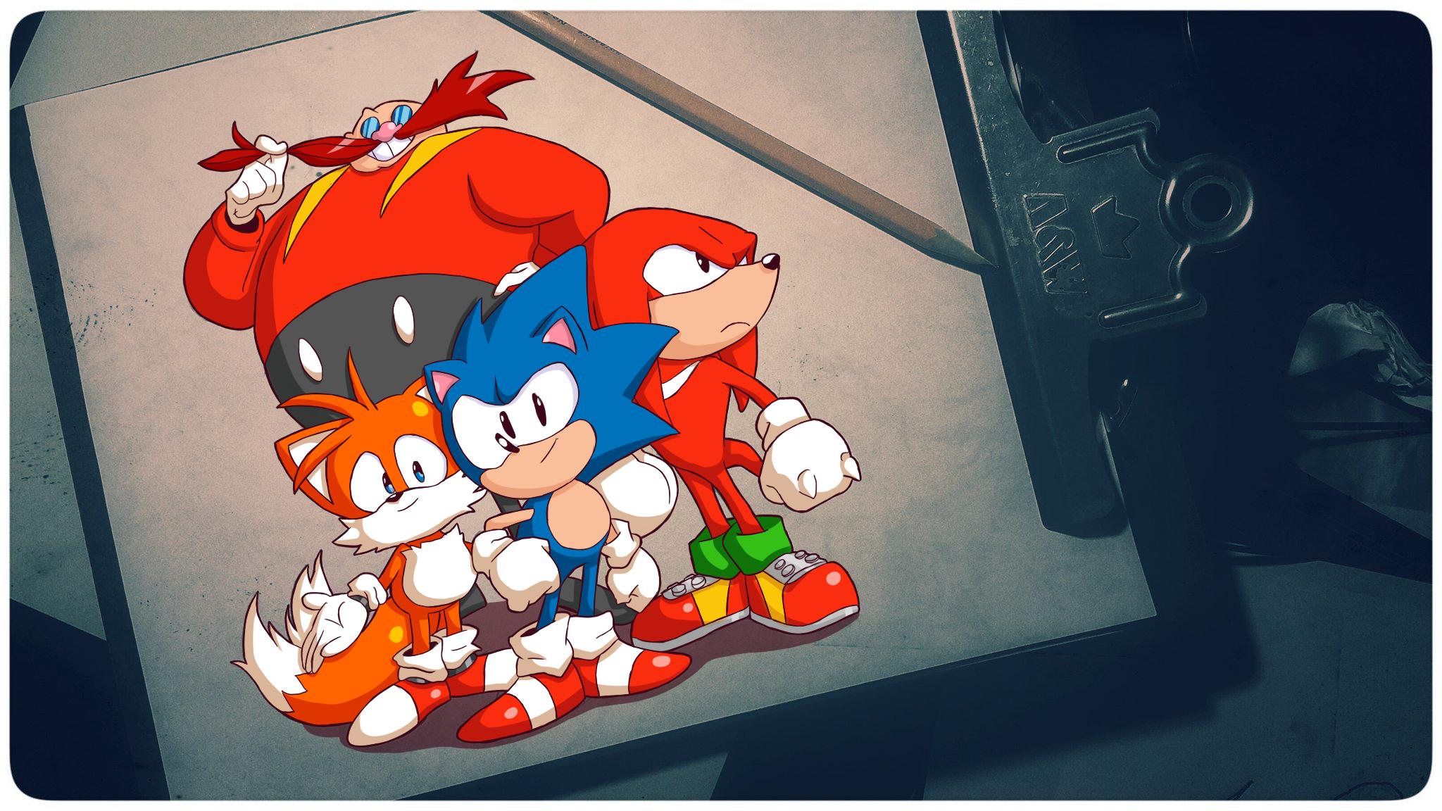 Sonic 25th Fan Art Collab By Animeartist569 On DeviantArt