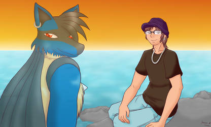 Happy Birthday Ian by Animeartist569