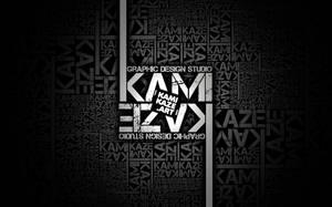 Kamikazeart Typography by sweetkamikaze