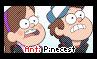 Stamp - Anti-Pinecest by teenyskies