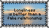 Fake Relationship - Stamp by Skarkat
