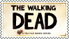 The Walking Dead Game (TWDG) - Stamp by Skarkat