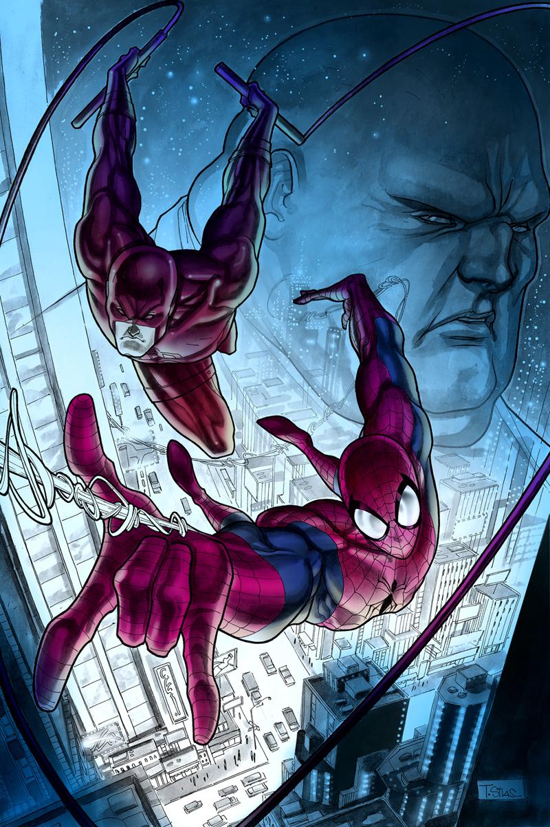http://fc03.deviantart.net/fs23/f/2009/252/1/d/Daredevil_and_Spiderman_Pin_up_by_taguiar.jpg