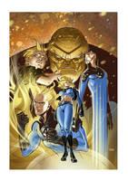 Fantastic Four by taguiar