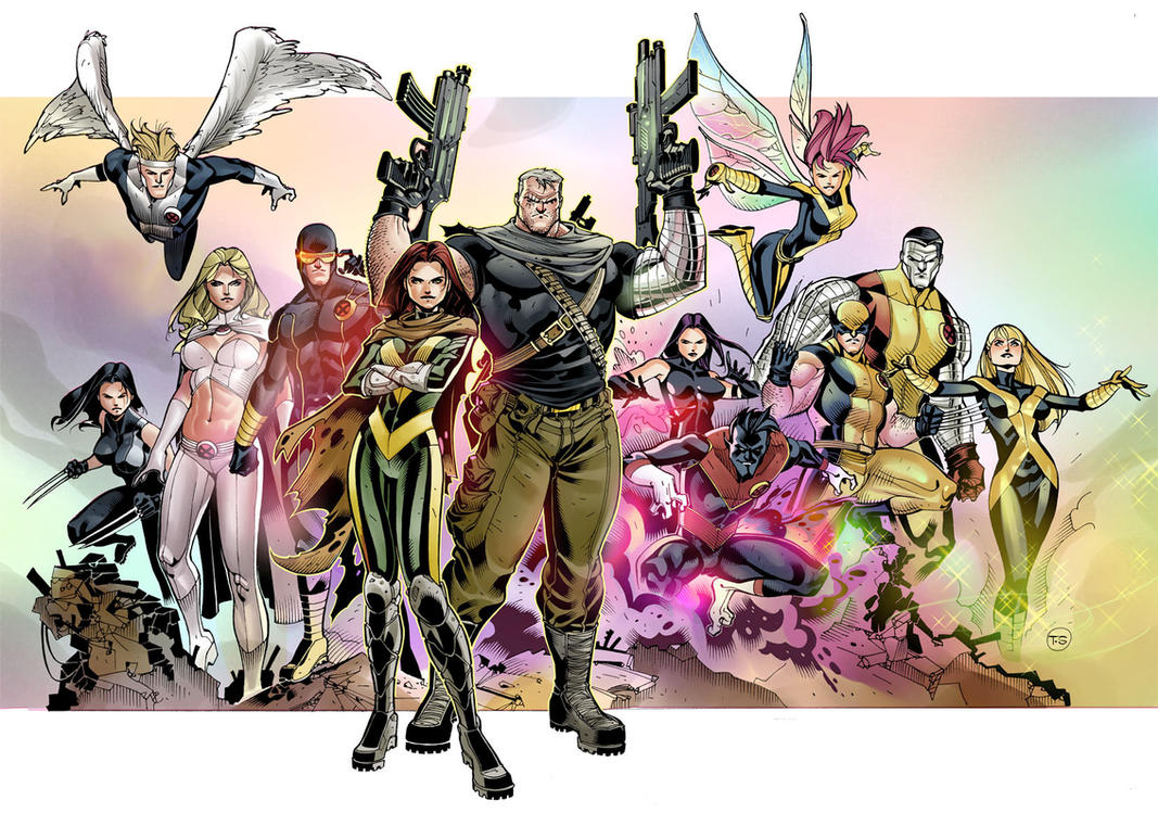 X-men by taguiar