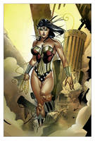 Wonder Woman by taguiar