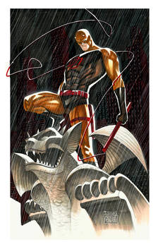 Daredevil - NYCC Commission