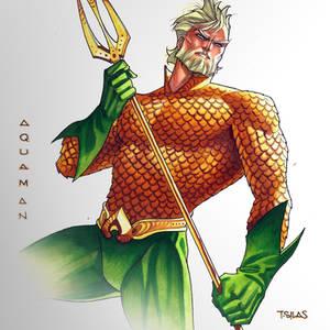 Aquaman 9x11 - Markers