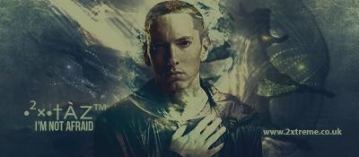 Eminem Signature by ScriptedDestiny