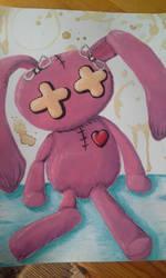 Bunny by sprietje11
