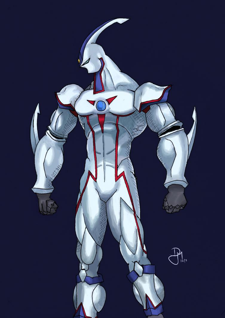 Elemental Hero Neos by BroDan270