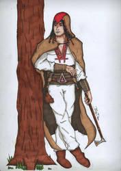 Assassin's Creed - Juraj Janosik by BroDan270