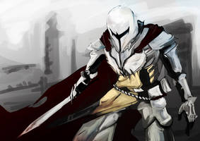 Warrior by wacalac