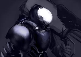 Cyborg by wacalac