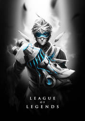 Pulsefire Ezreal by wacalac