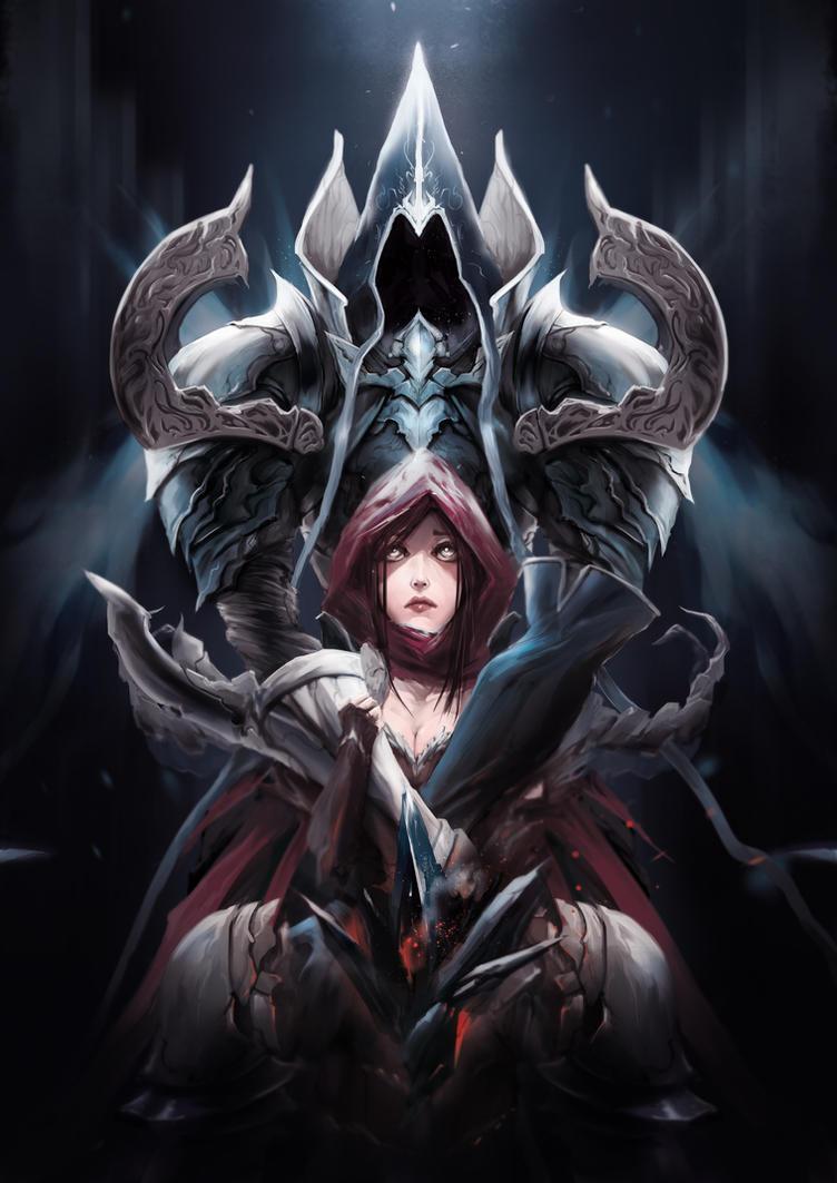 Diablo game porn