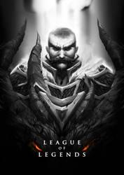 Dragonslayer Braum by wacalac