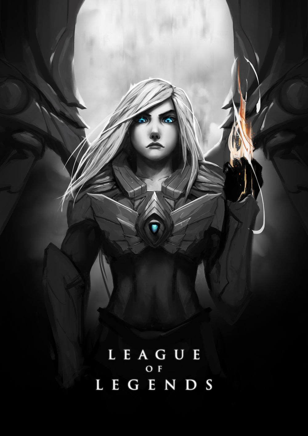 aetherwing kayle by wacalac on deviantart