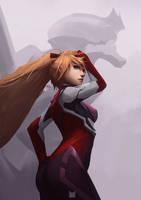 Asuka by wacalac