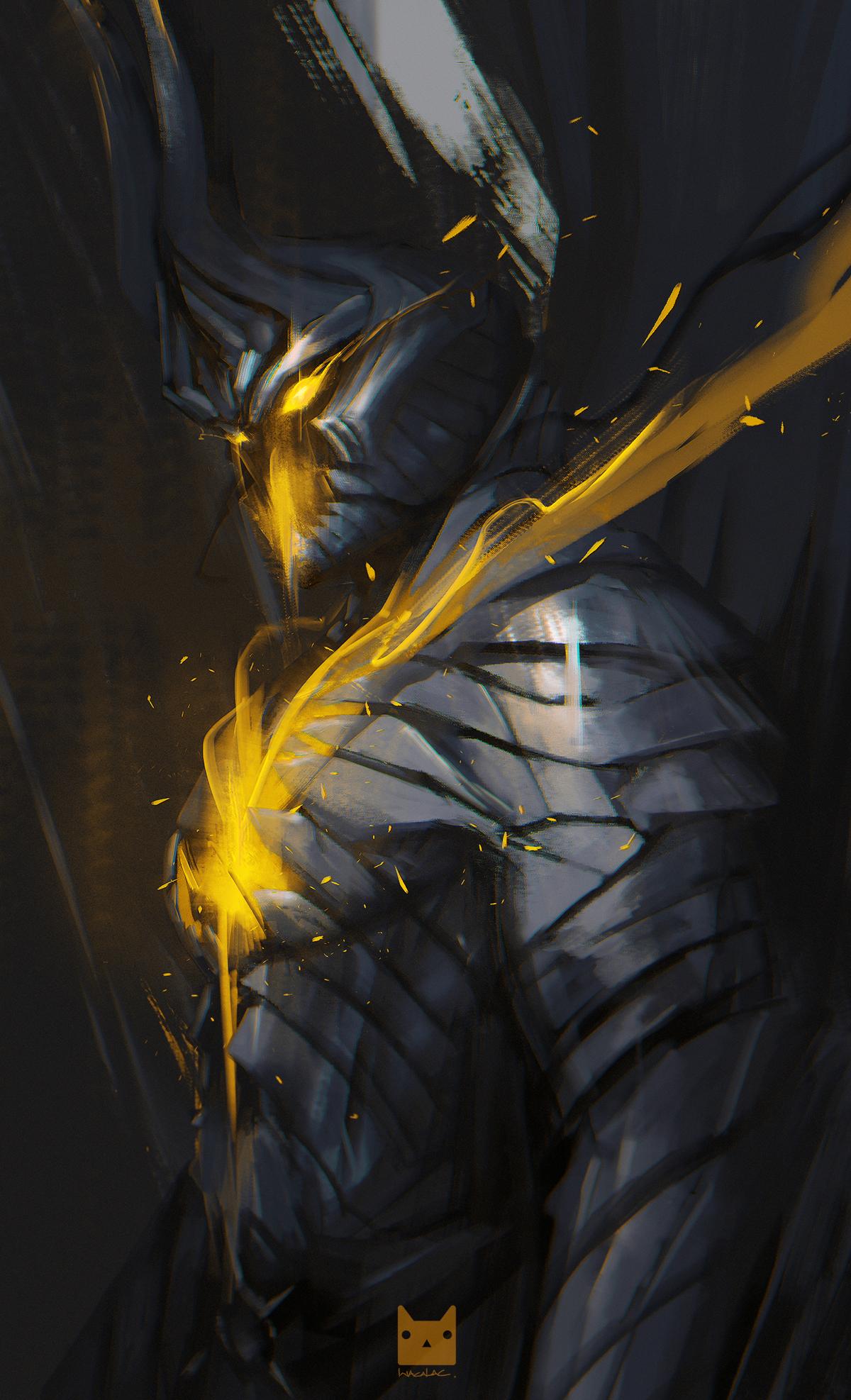 Terrorblade Arcana by wacalac on DeviantArt