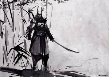 Bloodmoon Shen Ink