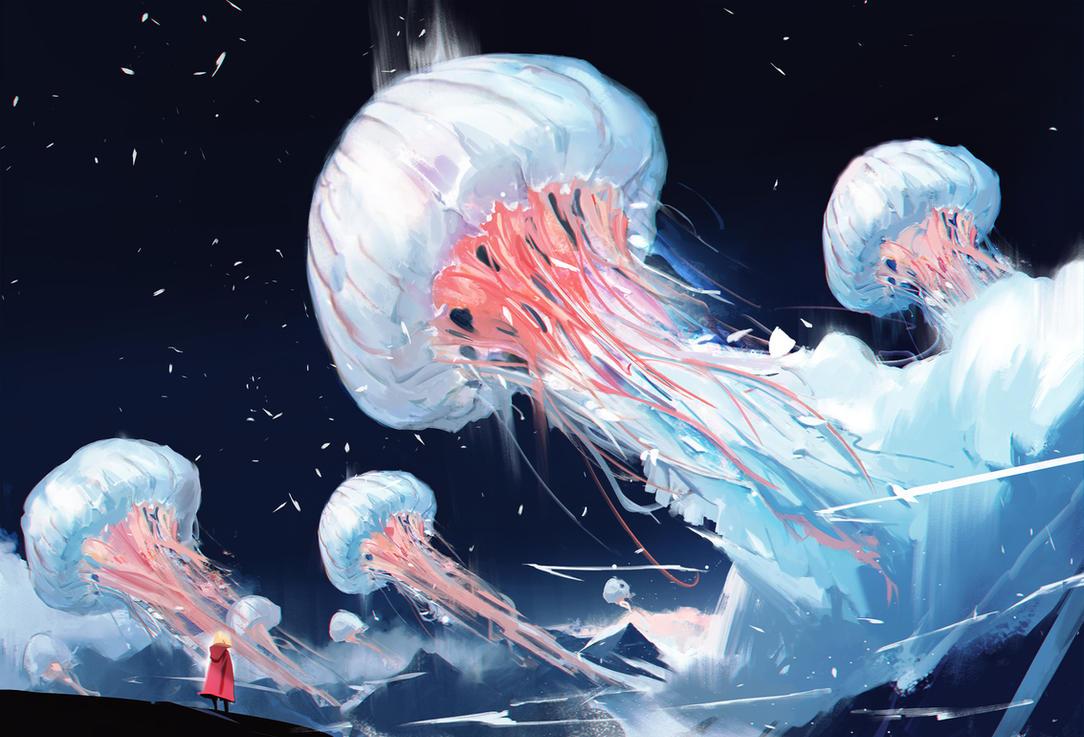 Jellyfish by wacalac