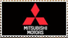 Mitsubishi Stamp by Zhon