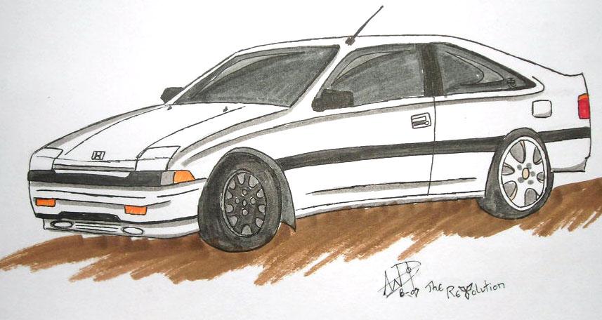 Sleeper - Honda Accord LX1 by Zhon