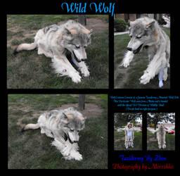 Wild Wolf Costume by Zhon