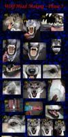 Taxidermy Wolf Tutorial - Pt.5