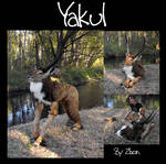 Yakul Costume
