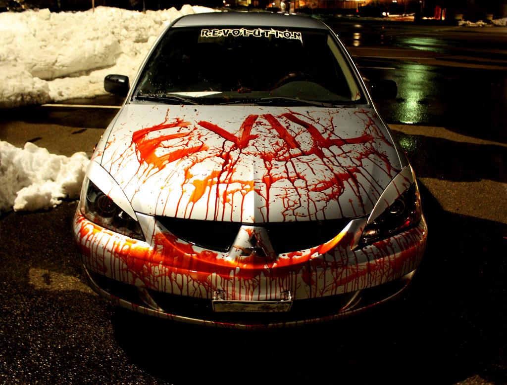 Death Car by Zhon