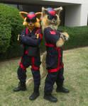Swat Kats Cosplay