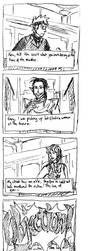 PW Parody Parody by Duck-san