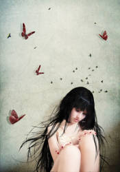 thoughts by Yayoi-Matsunaga