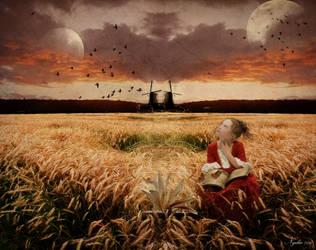 where the dreams turn real v2 by Yayoi-Matsunaga