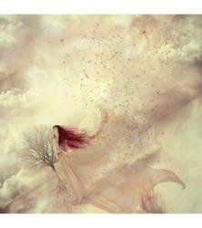 Pioneer to the falls by Yayoi-Matsunaga