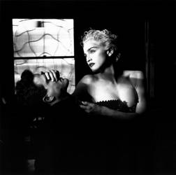 Madonna by Helmut Newton for Vanity Fair, 1990 by ConfessionOnMDNA