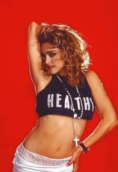 Madonna by Ken Regan - People Magazine 1985