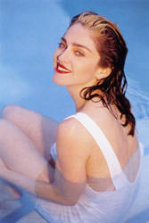 US Vogue 1989 - Madonna by Herb Ritts